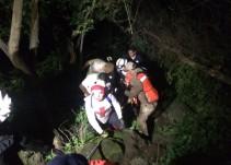 Rescatan a joven perdido en la Barranca de Huentitán