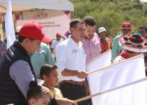 Wirrárikas tendrán camino de terracería para evitar ganaderos de San Sebastián