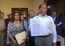 Interponen otra petición de juicio político contra Vega Pámanes