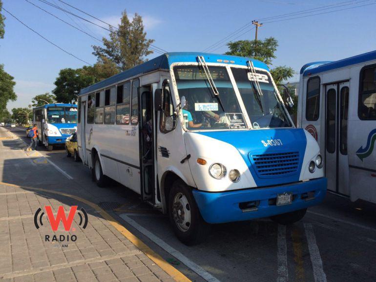 Gobernador rechaza incrementar la tarifa de transporte público