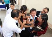 Arranca aplicación de vacunas contra influenza en kinders