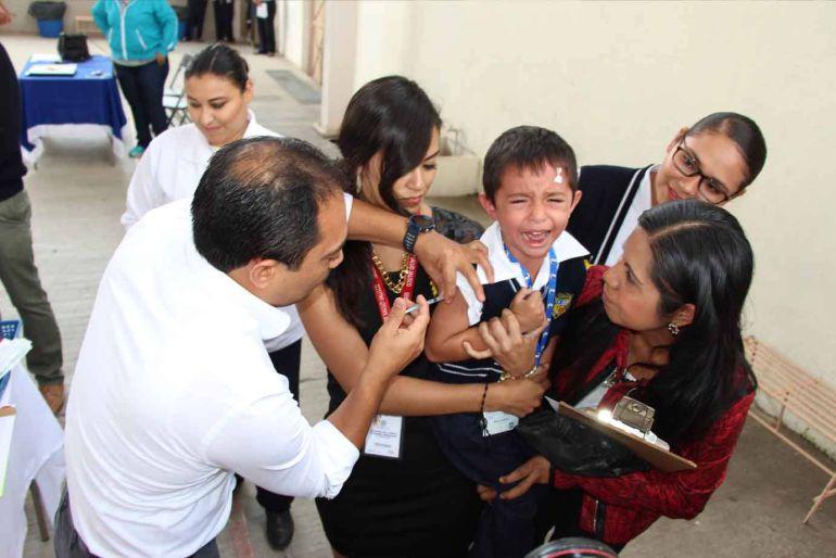 Jalisco cuenta con más de dos millones de vacunas