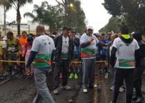 Corren en el Día Mundial del Diabetes
