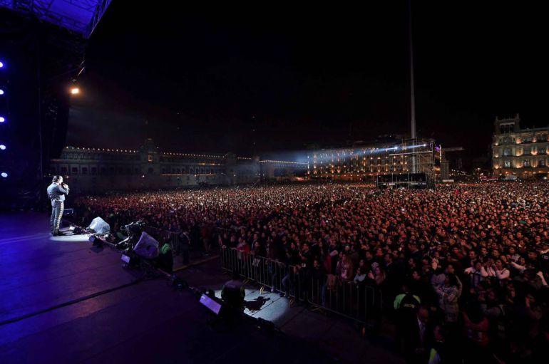 ¡Alejandro Fernández cierra el WORLD TOUR espectacularmente!