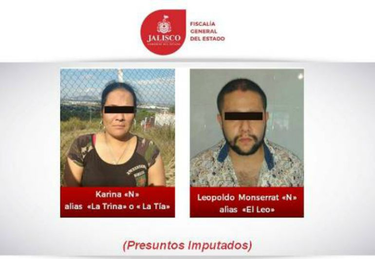 Detienen a cabecillas del CJNG de Tlajomulco   Guadalajara