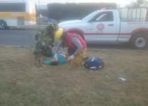 Accidentes entorpecen la vialidad en carretera Chapala