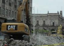 Fuertes cierres en Federalismo y Ávila Camacho al inicio de 2017