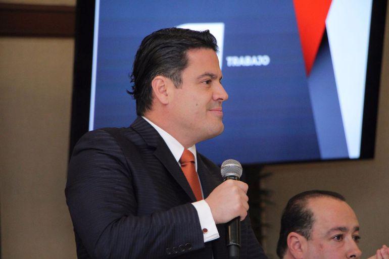 El GobernadorJorge Aristóteles Sandoval desmiente las acusaciones del PAN