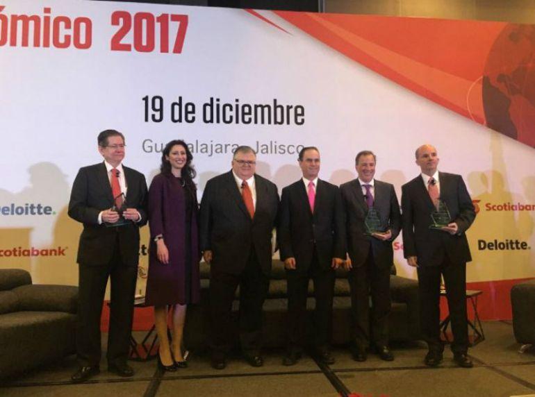 Crece deuda de México: Meade