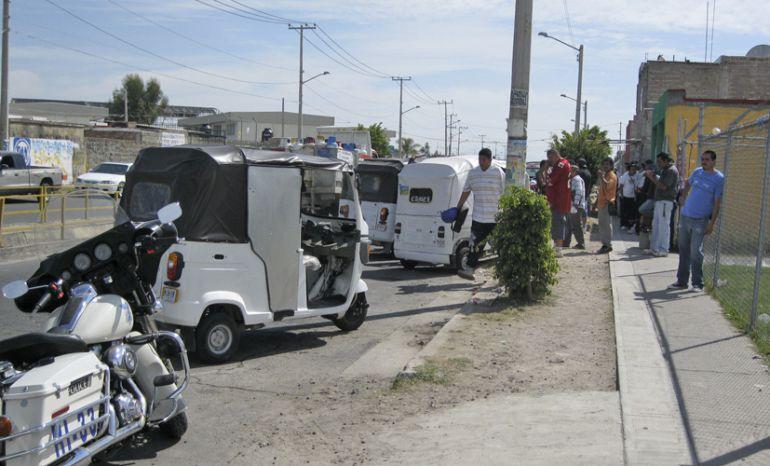 Las mototaxis ya circulan en Tonalá y Tlaquepaque