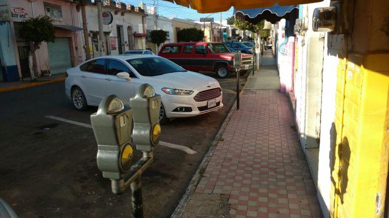 Ayuntamiento administrará los parquímetros de la ciudad