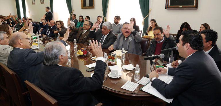 Demandan acabar con la corrupción y el tráfico de influencias del Poder Judicial