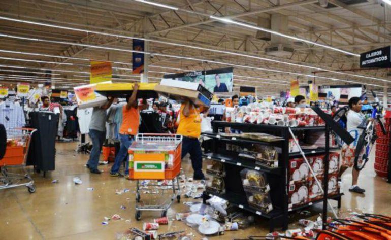 Reforzarán la seguridad en Jalisco para evitar actos de rapiña