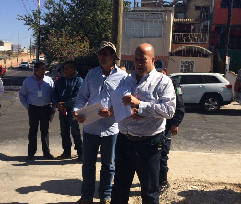 Ya está acordado el proyecto definitivo para la avenida Alcalde