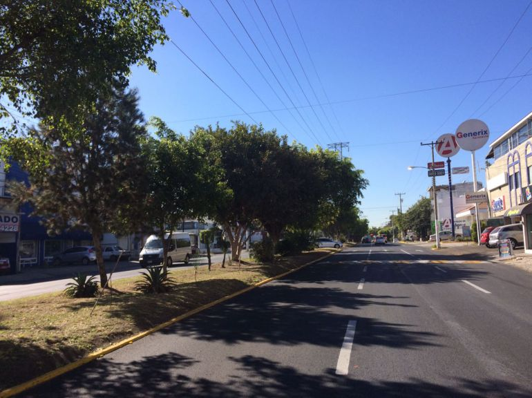 Avenida Manuel J. Clouthier
