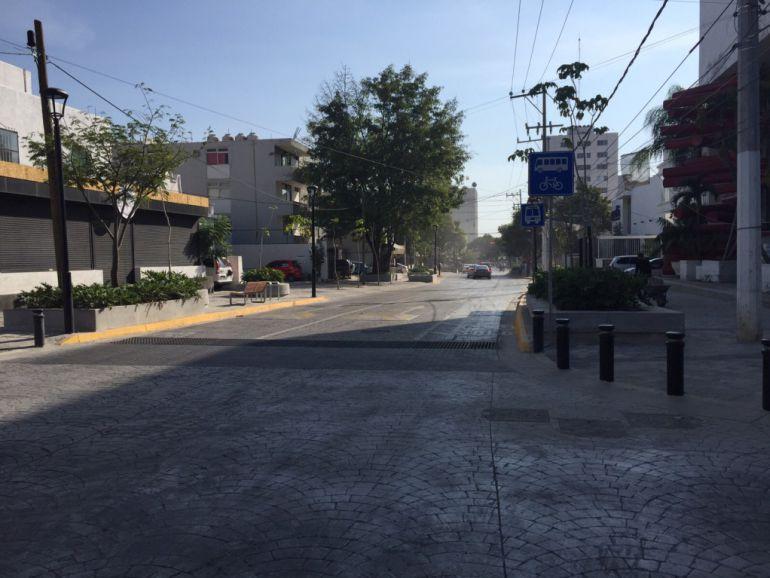 López Cotilla está cerrada por remodelación