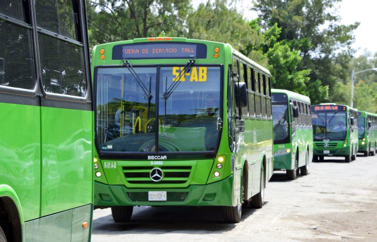 Transportistas optan por modelo Ruta-Empresa, ante las negativas al aumento al pasaje
