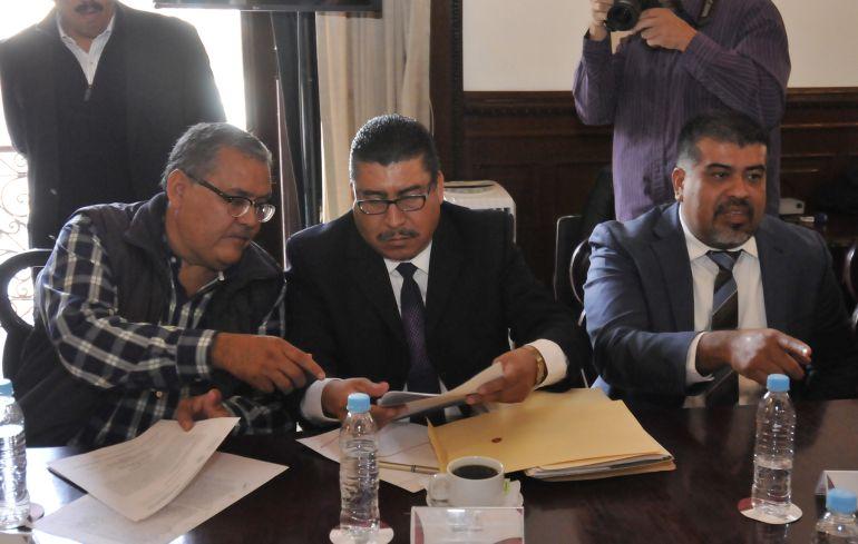 Ejidatarios y SCT no llegan a acuerdo por el pago de terrenos