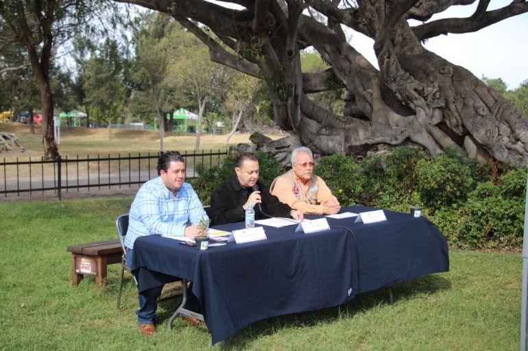 """Parque Metropolitano será arreglado por """"mano con mano"""""""