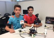 Crean dron antibullying