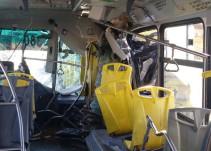 Reportan 2 pasajeros graves, tras el accidente de la ruta 380