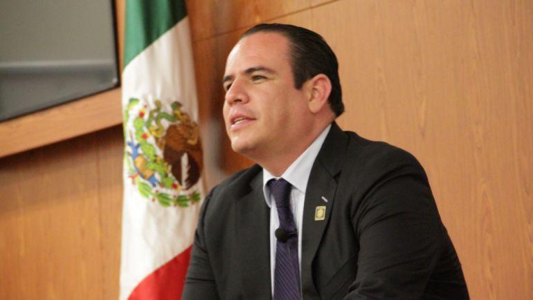 Borboa pide al fiscal abatir delitos de fuero común