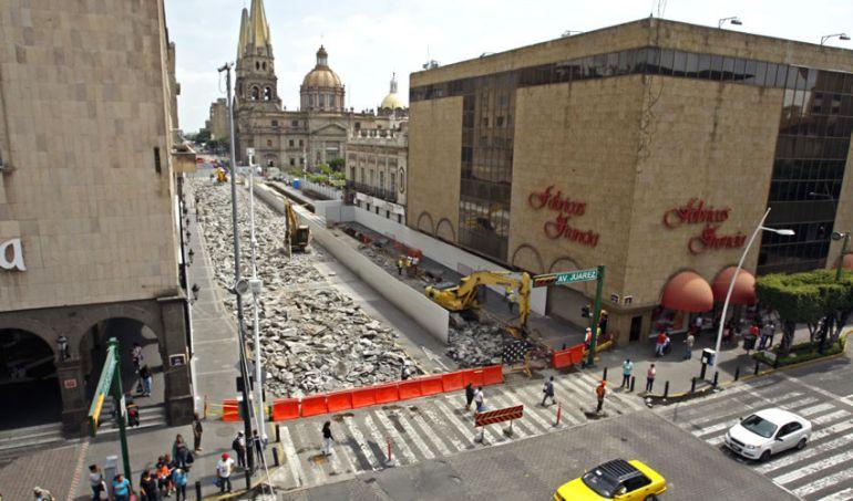 Obras de la L3 sí han dañado estructuralmente a edificios del Centro Histórico
