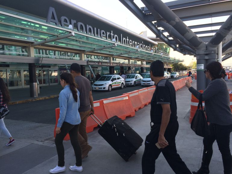 Expiden mandato judicial para continuar obras en el Aeropuerto