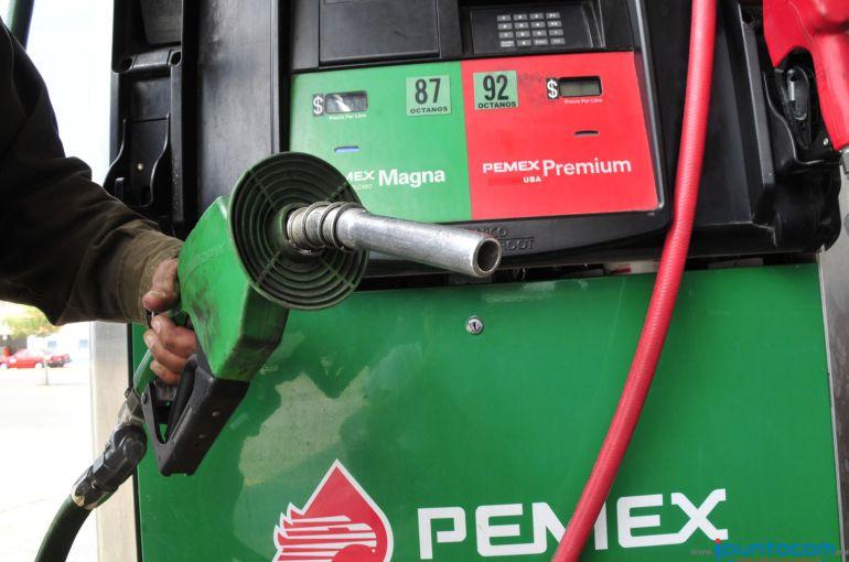 Analizan no dar gasolinazo en febrero