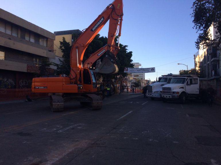 Inicia semipeatonalización de avenida Alcalde
