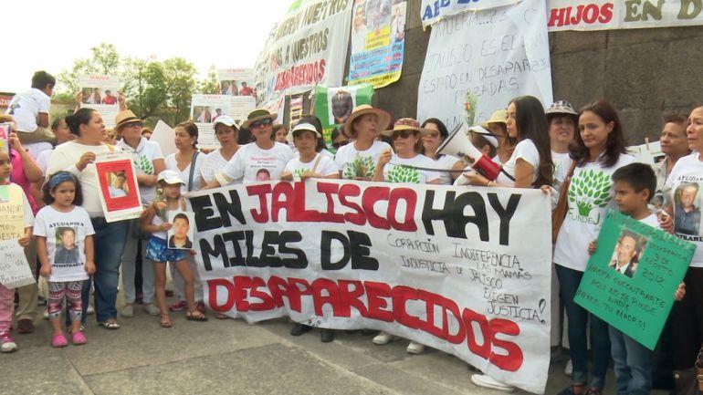 Son forzadas el 15% de las desapariciones en Jalisco: Fiscalía