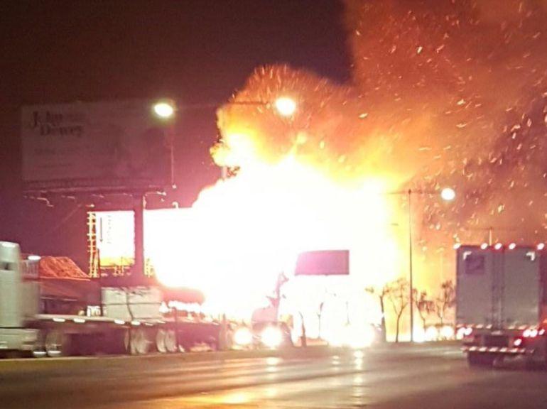Incendio en restaurante de Zapopan podría haber sido provocado
