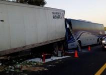 2 muertos y 14 lesionados deja accidente en Zapotlán del Rey