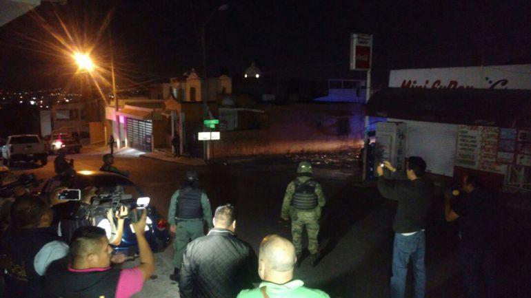 """""""No nos dejaban entrar ni salir de las casas"""": vecina de Linda Vista en Tepic"""