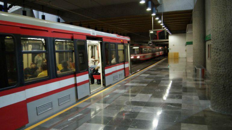 Suspenden temporalmente el servicio de Tren Eléctrico