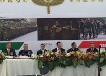 Celebran 104 años del Ejército Mexicano