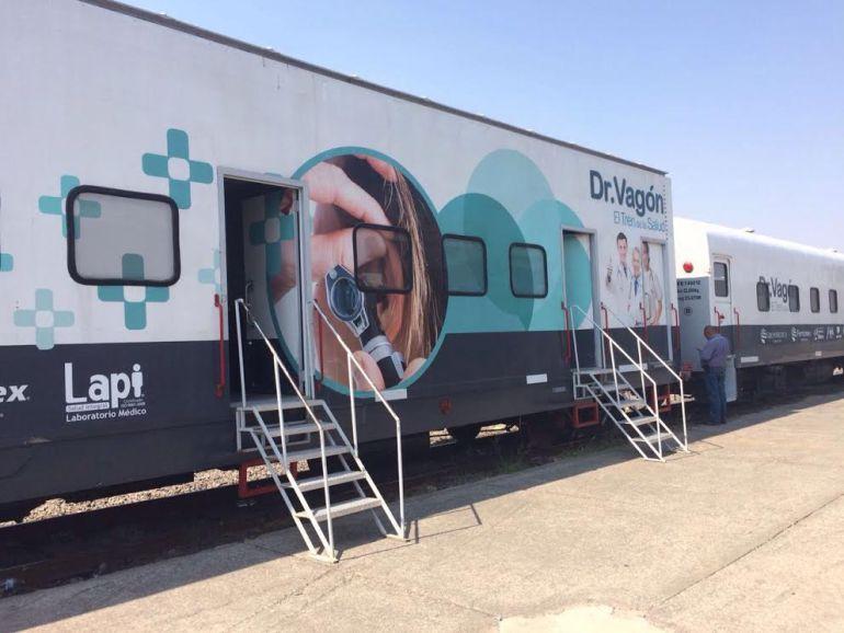 'Arranca' el Tren de la Salud en Jalisco