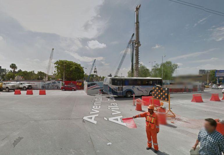 No tiene más rutas de desvio, por lo que se espera tráfico pesado