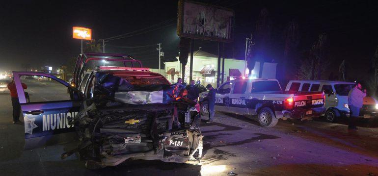 Policías de Zapopan involucrados en choque no fueron consignados