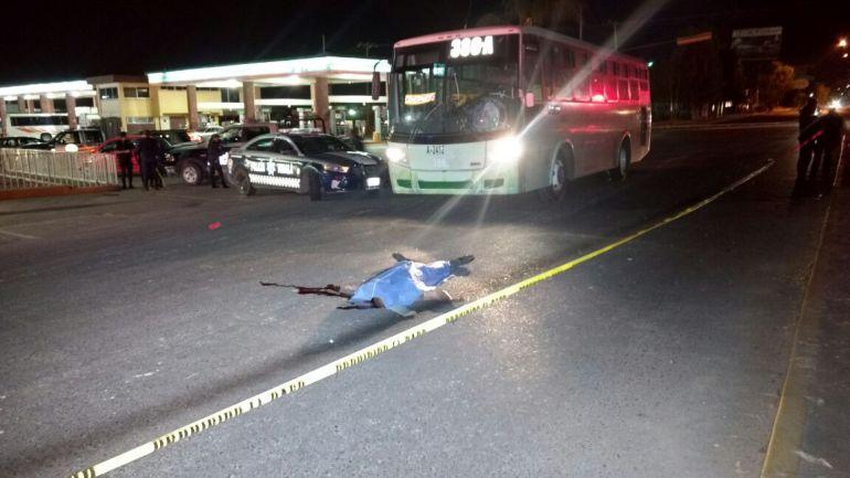 Se registra la víctima 7 del transporte público del 2017