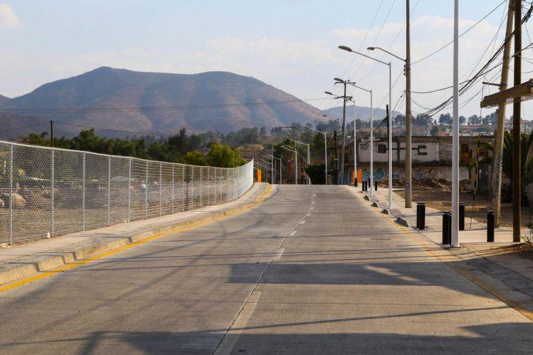"""Entregan obras de pavimentación en """"La Coladera"""""""