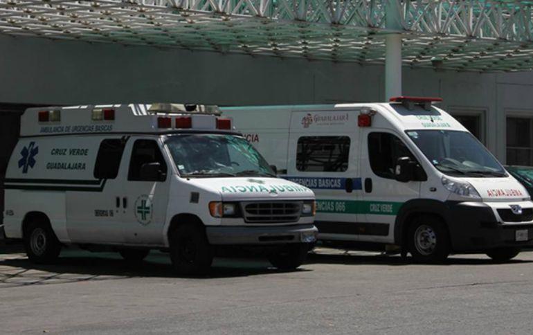 Se tienen 11 ambulancias descompuestas y no se tiene fecha para arreglarlas