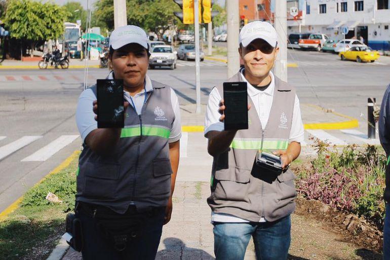 Guadalajara lanza convocatoria para contratar agentes de movilidad