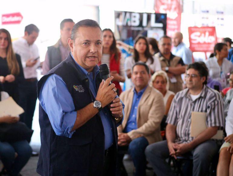 Pizano Ramos buscará la dirigencia del PRI Jalisco