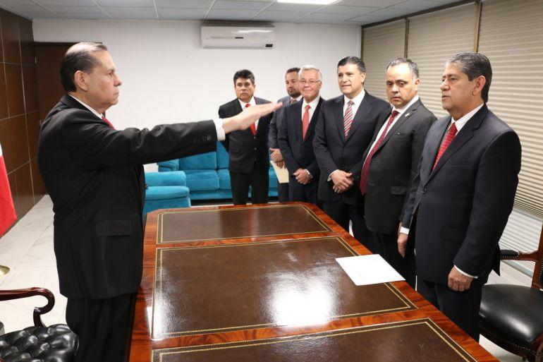 PGR Jalisco tienen nuevo titular
