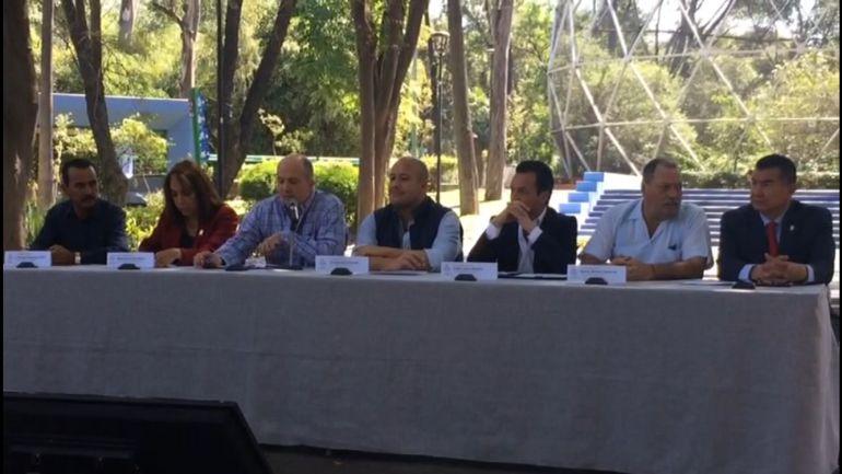 Alcaldes y diputados de MC exigen se detenga la obra de El Zapotillo