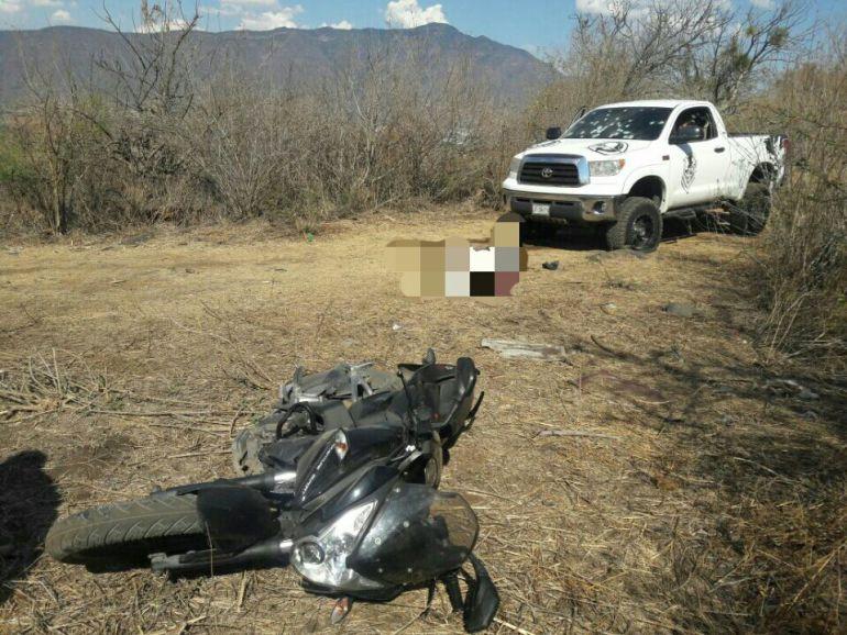 Balacera en Jocotepec deja cinco muertos