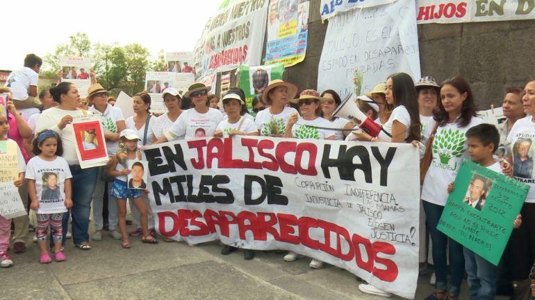 Primera Fiscalía para Desaparecidos en México trabajará en Jalisco, el tercer estado con más desapariciones