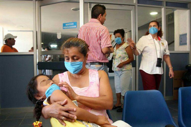 En lo que va del año, las enfermedades repiratorias han disminuido un 20 o 25%