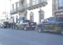 Continúa la vigilancia en el municipio de Ocotlán